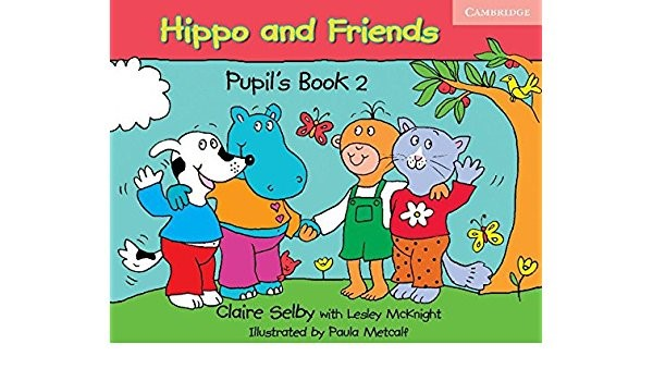 Курс Hippo and Friends для детей